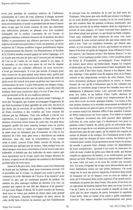 """Article de Zuzanna Jakubowska: """"Un manuscrit inconnu sur l'IDP découvert en Pologne"""" (RNJ-05/2014)"""