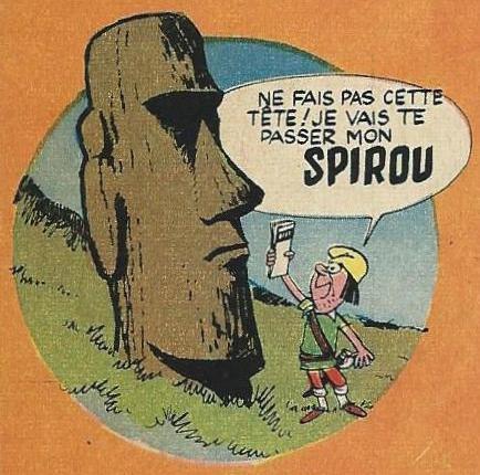 Mini-récit du journal de Spirou du 14/04/1960 (5/5)