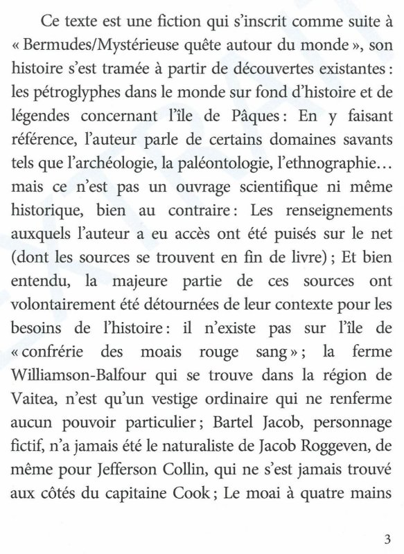 """""""Triangle de Pâques"""" (03/04/2014) de Pierre L'Orichalque en vente sur edilivre.com (1/2)"""