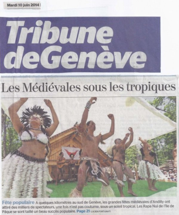 Grandes Médiévales d'Andilly (Suisse) - 07, 08, 09, 14 & 15/06/2014 - 4