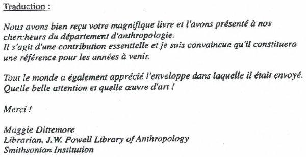 """E-mail élogieux pour le livre de Te Pito """"Corpus Rapa Nui"""""""
