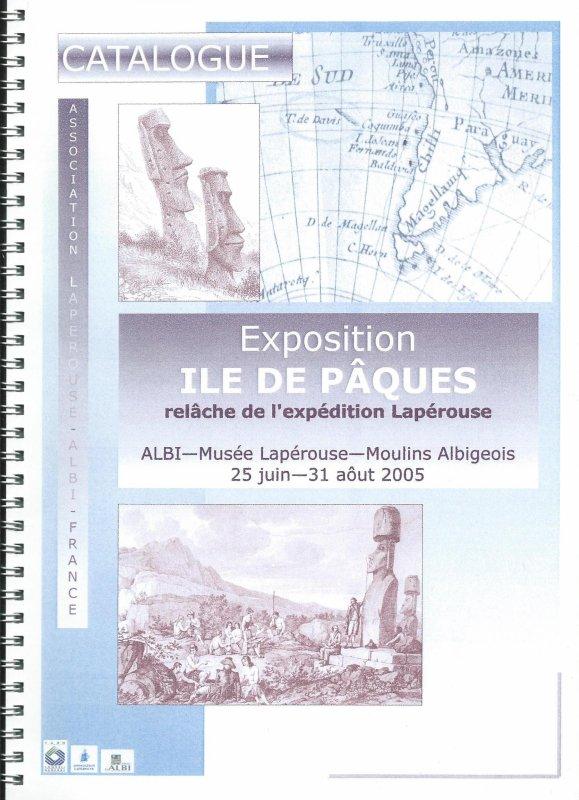 Question d'Henri Colombié de l'association Lapérouse Albi-France (1/2)