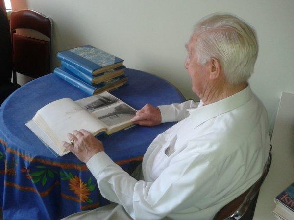 Joseph Droeven (96 ans depuis le 31/08/2014 !) & le Mercator (2/2)