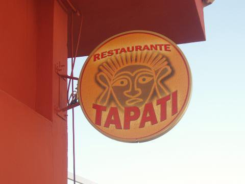 """Restaurant """"Tapati"""" à Tenerife (18/10/2014) - 1/2"""