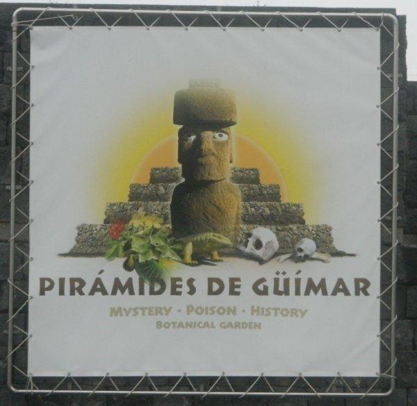 "Visite de l'exposition permanente ""Rapa Nui"" à Güimar - Tenerife (18/10/2014) - 1"