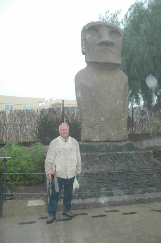 "Visite de l'exposition permanente ""Rapa Nui"" à Güimar - Tenerife (18/10/2014) - 2"