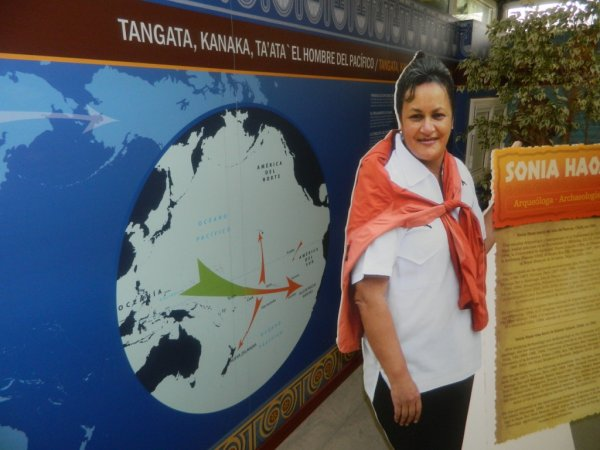 "Visite de l'exposition permanente ""Rapa Nui"" à Güimar - Tenerife (18/10/2014) - 6"