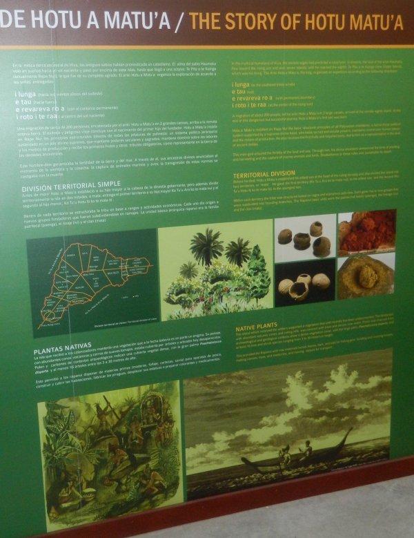 "Visite de l'exposition permanente ""Rapa Nui"" à Güimar - Tenerife (18/10/2014) - 7"