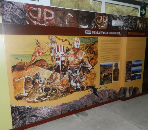 "Visite de l'exposition permanente ""Rapa Nui"" à Güimar - Tenerife (18/10/2014) - 10"