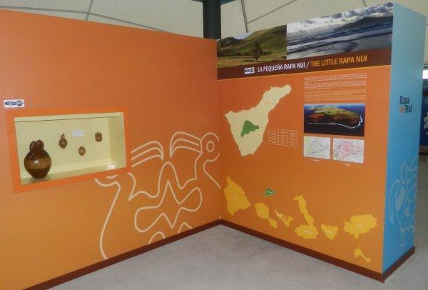 "Visite de l'exposition permanente ""Rapa Nui"" à Güimar - Tenerife (18/10/2014) - 12"