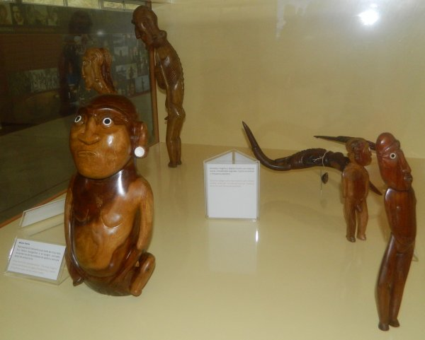 "Visite de l'exposition permanente ""Rapa Nui"" à Güimar - Tenerife (18/10/2014) - 15"