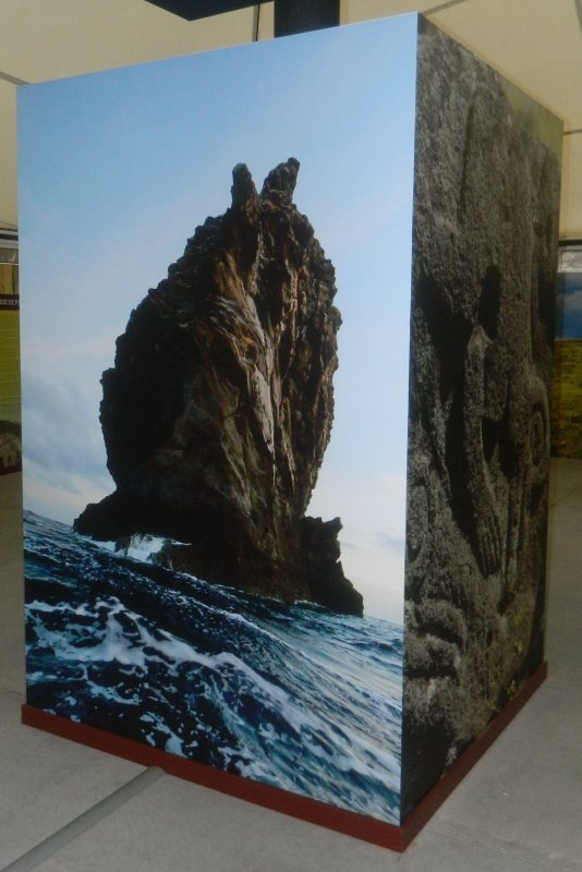 "Visite de l'exposition permanente ""Rapa Nui"" à Güimar - Tenerife (18/10/2014) - 19"