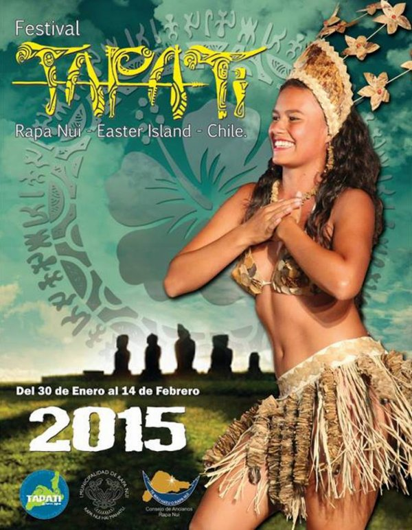 Affiche du Tapati 2015
