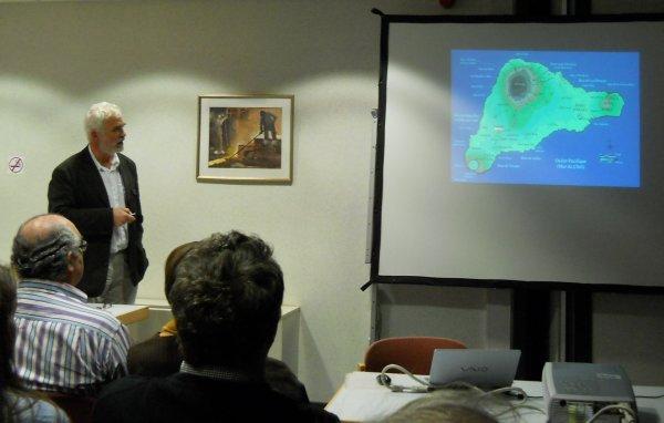 Podcast d'une conférence de Nicolas Cauwe du 25/11/2013 à l'ULB (Université Libre de Bruxelles)