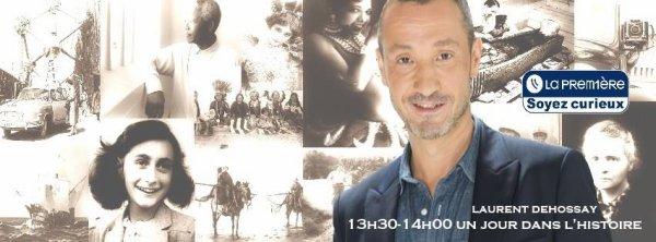 """Podcast d'une interview de Nicolas Cauwe à la radio """"La Première"""" (Belgique)"""