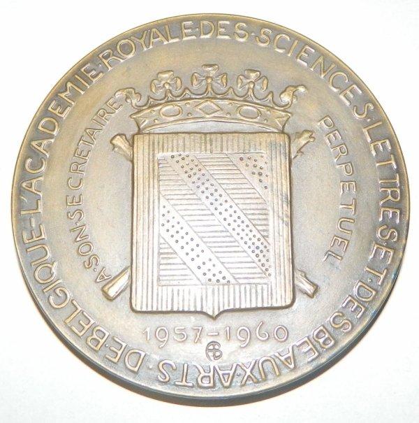 "Médaille ""Henri Lavachery"""