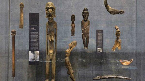 Museo Chileno de Arte Precolombino (photos de Roberto Valenzuola)