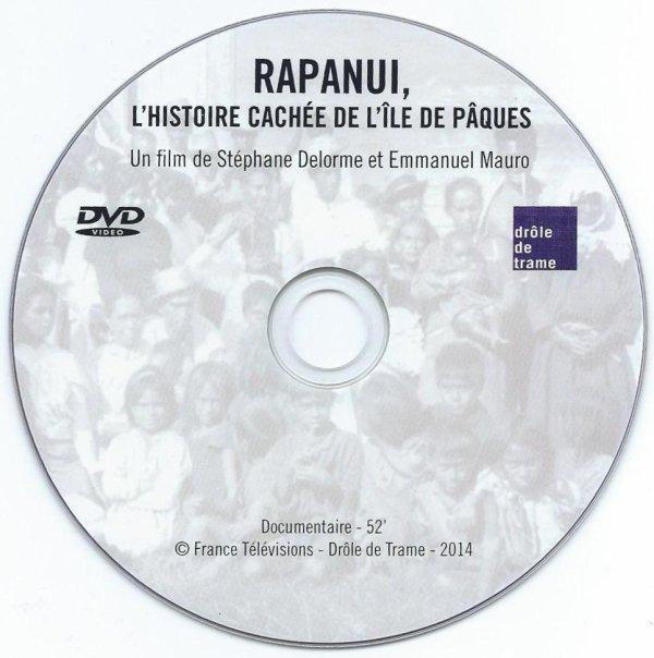 """Film: """"Rapa Nui, l'histoire cachée de l'Ile de Pâques"""" (2014)"""