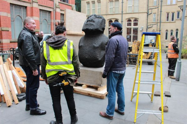 "Exposition: ""The Making Monuments on Rapa Nui"" à Manchester (01/04 > 06/09/2015) - 3"