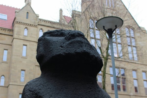 "Exposition: ""The Making Monuments on Rapa Nui"" à Manchester (01/04 > 06/09/2015) - 4"