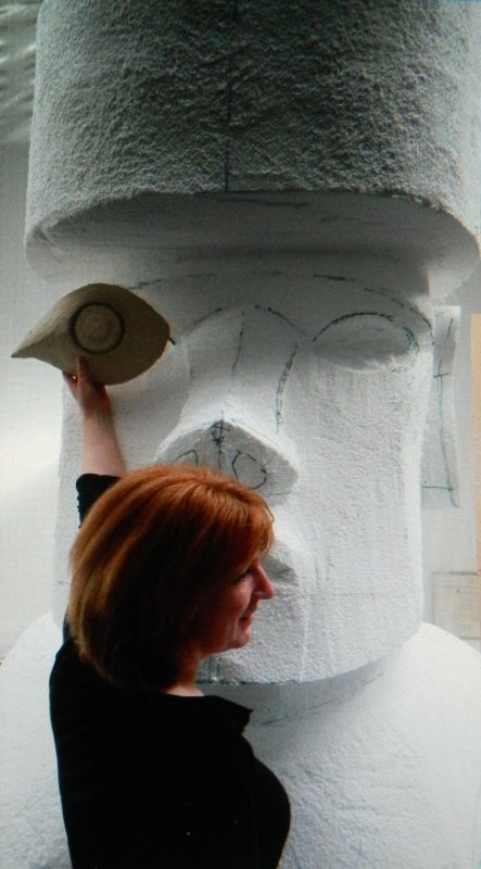 "Exposition: ""The Making Monuments on Rapa Nui"" à Manchester (01/04 > 06/09/2015) - 7"