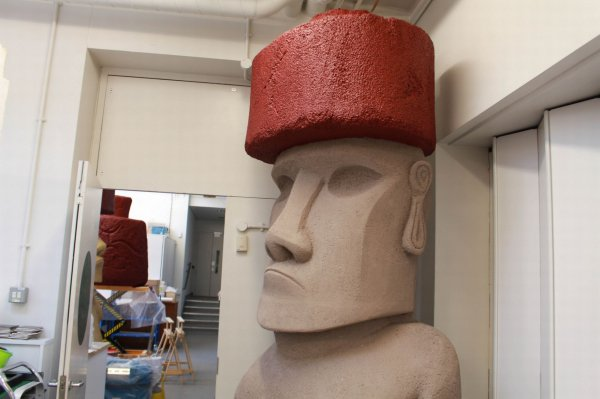 "Exposition: ""The Making Monuments on Rapa Nui"" à Manchester (01/04 > 06/09/2015) - 8"