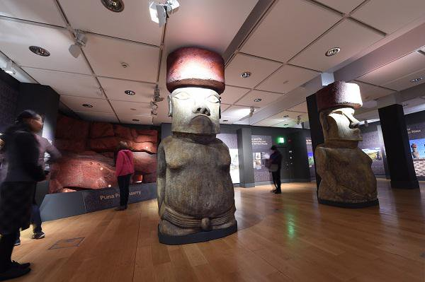 "Exposition: ""The Making Monuments on Rapa Nui"" à Manchester (01/04 > 06/09/2015) - 10"