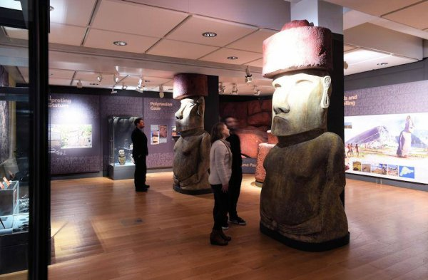 "Exposition: ""The Making Monuments on Rapa Nui"" à Manchester (01/04 > 06/09/2015) - 11"