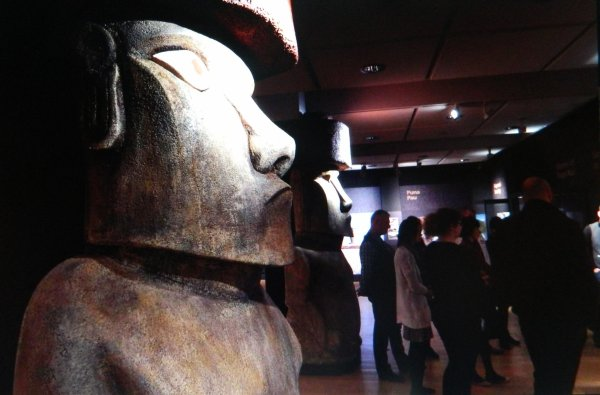 "Exposition: ""The Making Monuments on Rapa Nui"" à Manchester (01/04 > 06/09/2015) - 12"
