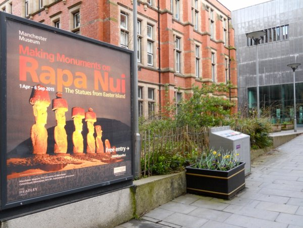 "Exposition: ""The Making Monuments on Rapa Nui"" à Manchester (01/04 > 06/09/2015) - 16"