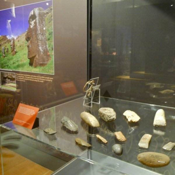 """Exposition: """"The Making Monuments on Rapa Nui"""" à Manchester (01/04 > 06/09/2015) - 17"""