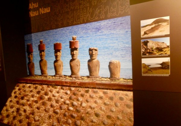 """Exposition: """"The Making Monuments on Rapa Nui"""" à Manchester (01/04 > 06/09/2015) - 20"""