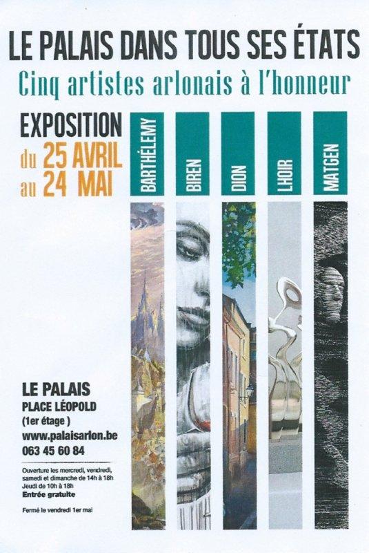 """""""Les gardiens du temps"""" - huile sur toile - 120 cm X 80 cm - Exposition à Arlon (25/04 > 24/05/2015)"""
