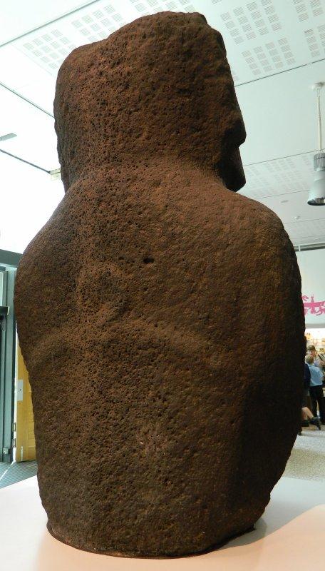 """Visites de l'exposition """"Making Monuments on Rapa Nui"""" à Manchester (13 & 14/05/2015) - 2"""