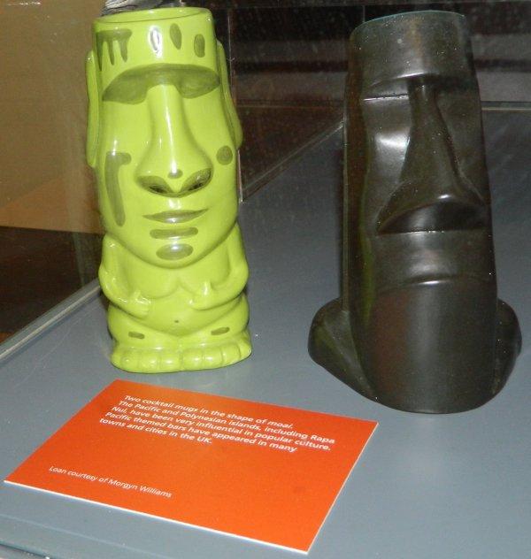 """Visites de l'exposition """"Making Monuments on Rapa Nui"""" à Manchester (13 & 14/05/2015) - 10"""