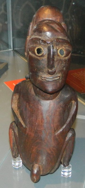 "Visites de l'exposition ""Making Monuments on Rapa Nui"" à Manchester (13 & 14/05/2015) - 19"