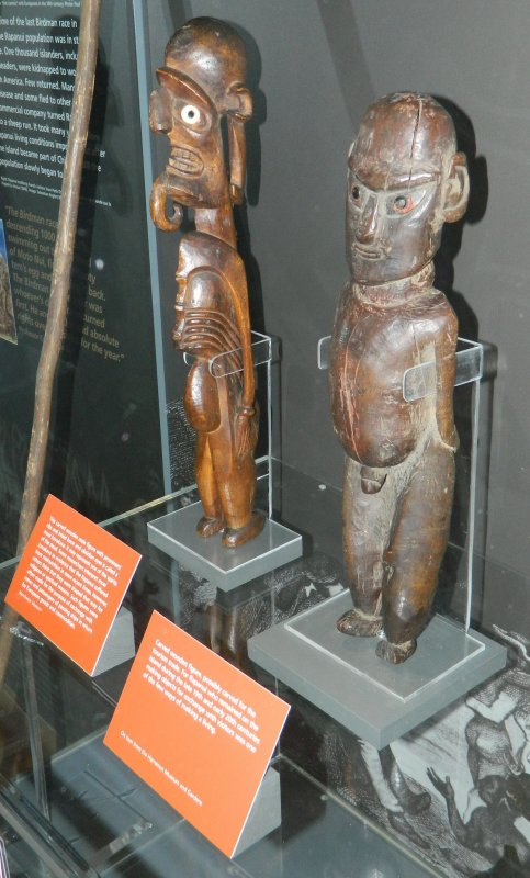 "Visites de l'exposition ""Making Monuments on Rapa Nui"" à Manchester (13 & 14/05/2015) - 35"