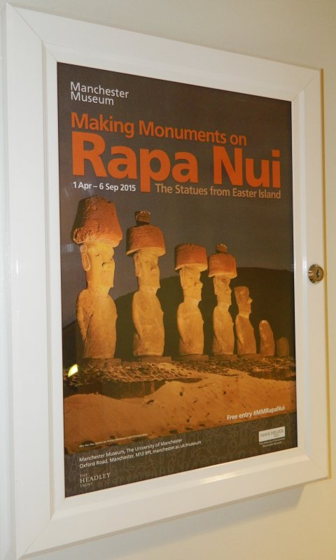 "Visites de l'exposition ""Making Monuments on Rapa Nui"" à Manchester (13 & 14/05/2015) - 37 & fin"
