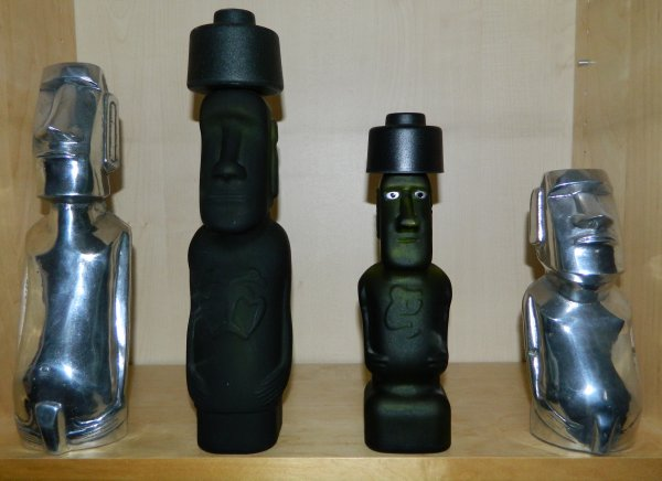 Collection de moai de berphi