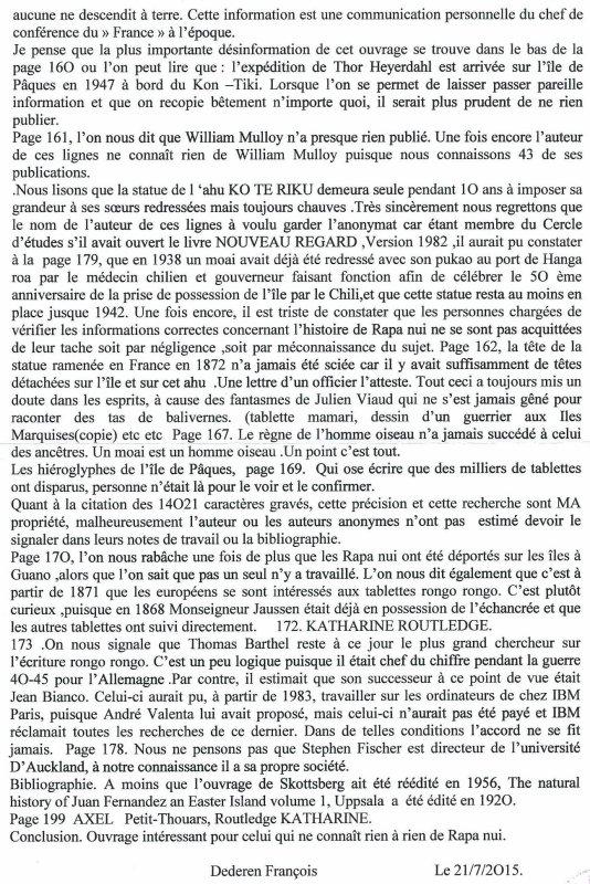 """259e article de FD: Critique du livre: """"L'île de la fin du monde"""""""