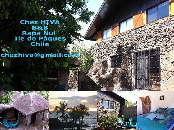 """Bungalows à louer: """"Chez Hiva"""" (1/2)"""