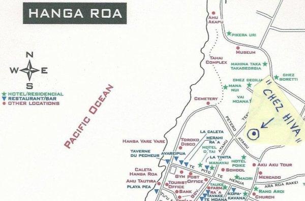 """Bungalows à louer: """"Chez Hiva"""" (2/2)"""