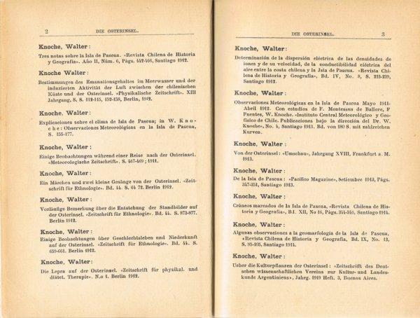 """Le livre """"Die Osterinsel"""" de Walter Knoche (1925) est libre de droit depuis le 01/01/2016 - 2"""