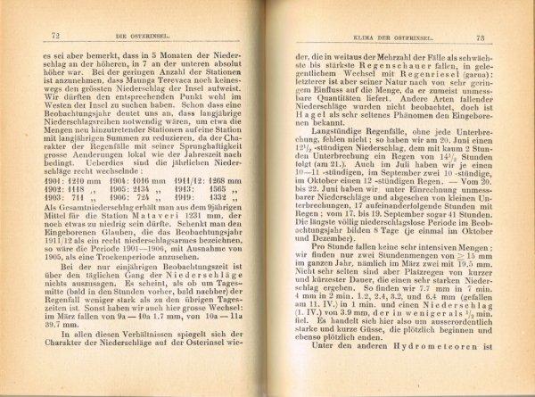 """Le livre """"Die Osterinsel"""" de Walter Knoche (1925) est libre de droit depuis le 01/01/2016 - 7"""