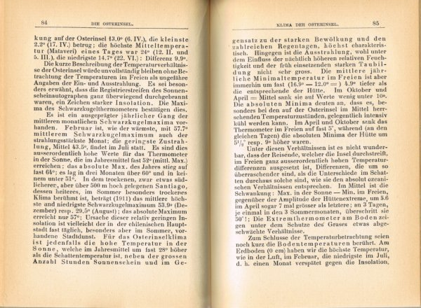 """Le livre """"Die Osterinsel"""" de Walter Knoche (1925) est libre de droit depuis le 01/01/2016 - 8"""