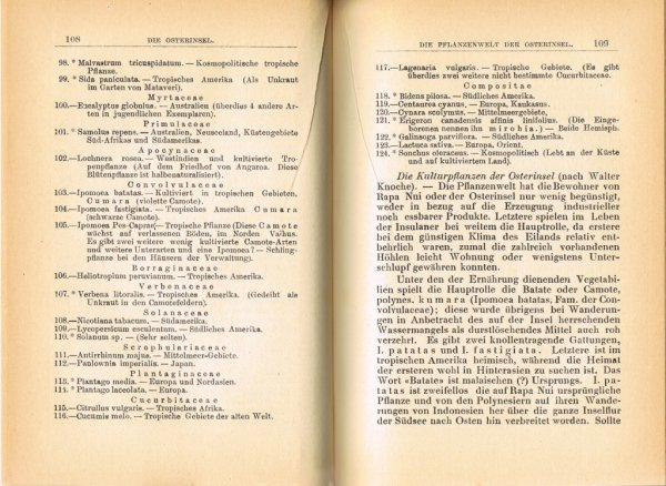 """Le livre """"Die Osterinsel"""" de Walter Knoche (1925) est libre de droit depuis le 01/01/2016 - 10"""