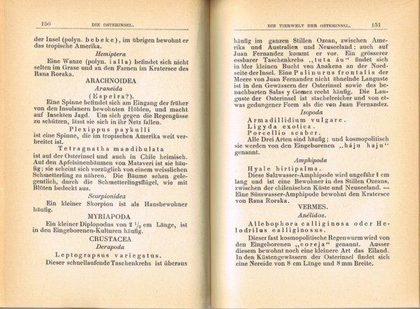 """Le livre """"Die Osterinsel"""" de Walter Knoche (1925) est libre de droit depuis le 01/01/2016 - 12"""
