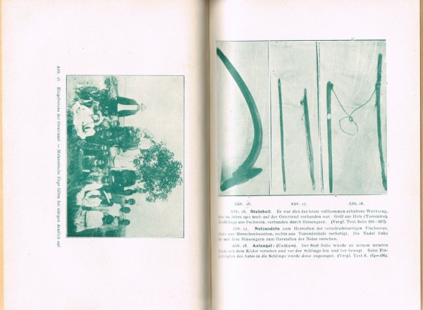 """Le livre """"Die Osterinsel"""" de Walter Knoche (1925) est libre de droit depuis le 01/01/2016 - 13"""