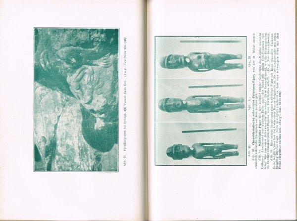 """Le livre """"Die Osterinsel"""" de Walter Knoche (1925) est libre de droit depuis le 01/01/2016 - 18"""