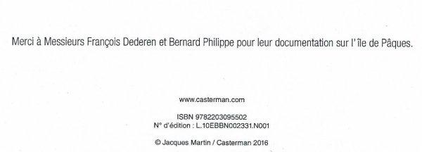 """Nouvelle BD sur l'IDP: """"L'homme-oiseau"""" de Roger Seiter (scénario) & Régric (dessinateur)"""